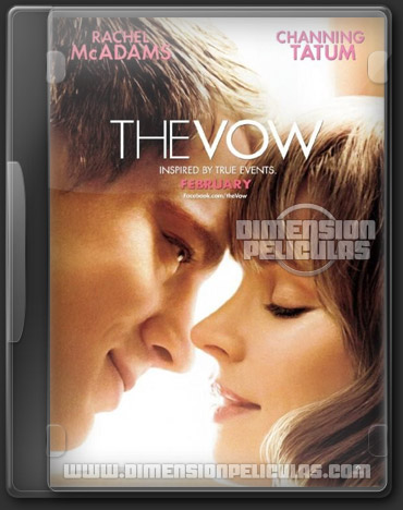The Vow (BRRip HD 720p Inglés Subtitulado)