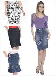 Modelos coleção Raje Jeans Moda Evangélica