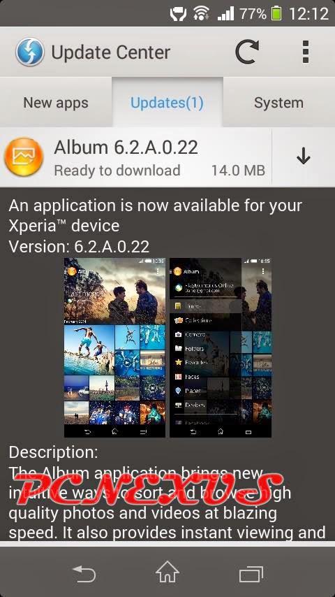 sony album 6.2.A.0.22