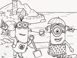 Volcano Coloring Pages Online