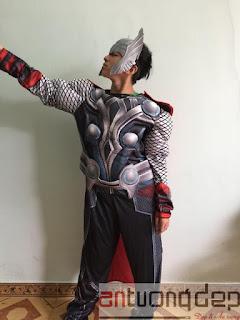 bán trang phục biệt đội siêu anh hùng thor