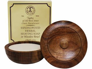 Taylor of Old Bond Street Shaving Soap- reformulated without animal tallow