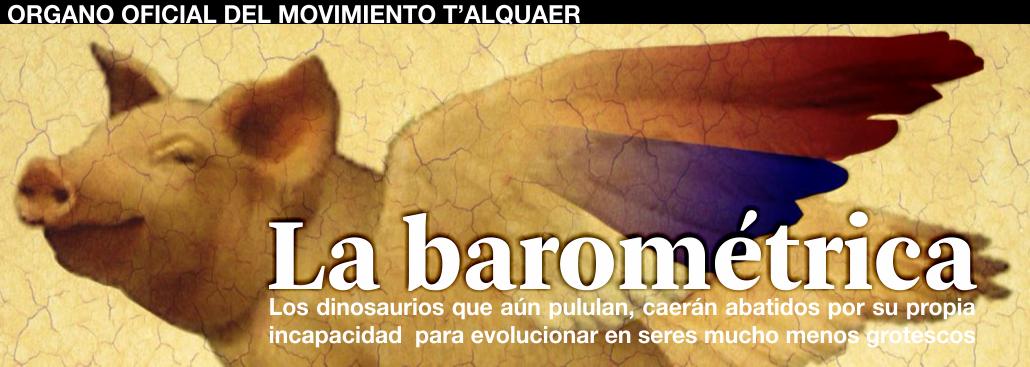 La barométrica