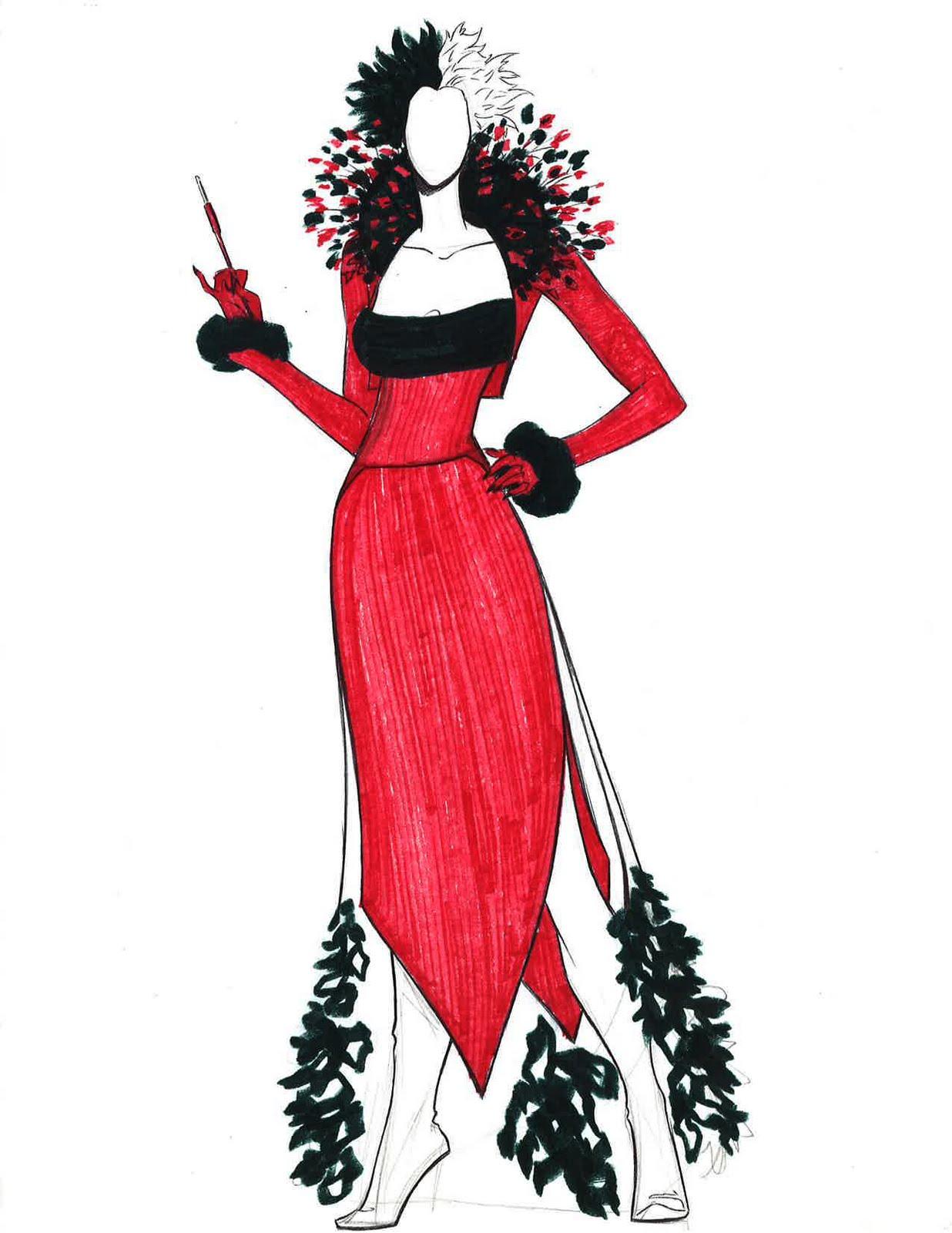 Cruella de vil fashion 17