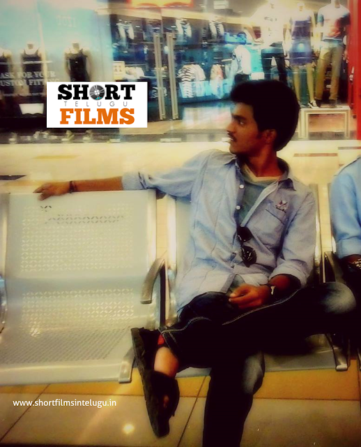 Sujeeth Kalyan Short Film Actor Photo