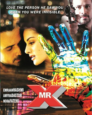 MR - X (2015) DVDSCR