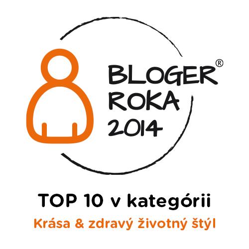 Ocenenie Bloger roka 2014
