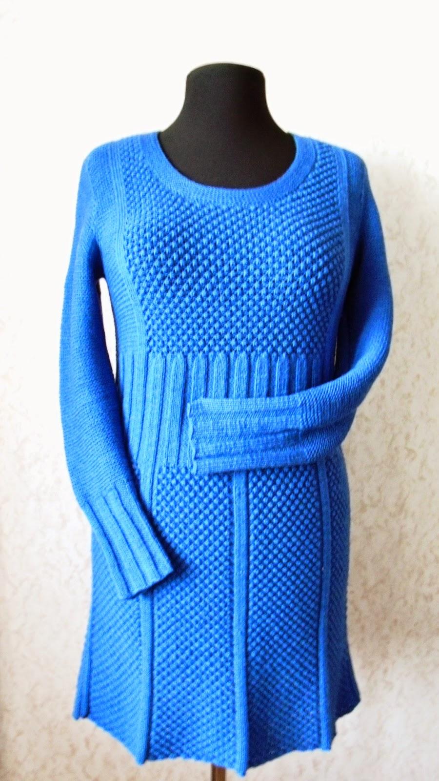 беременность платье для беременных вязание спицами хэндмэйд