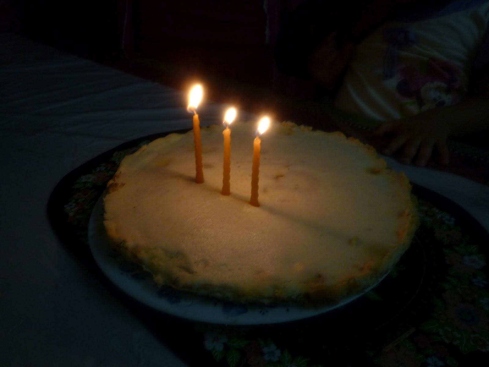 Round Cake Rim