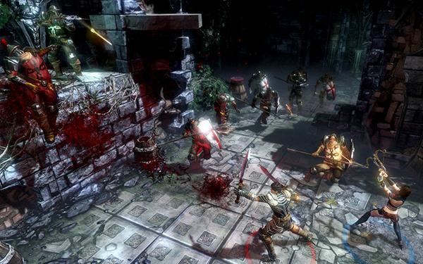 Ohgamegratis Blood Knight Screenshot 5
