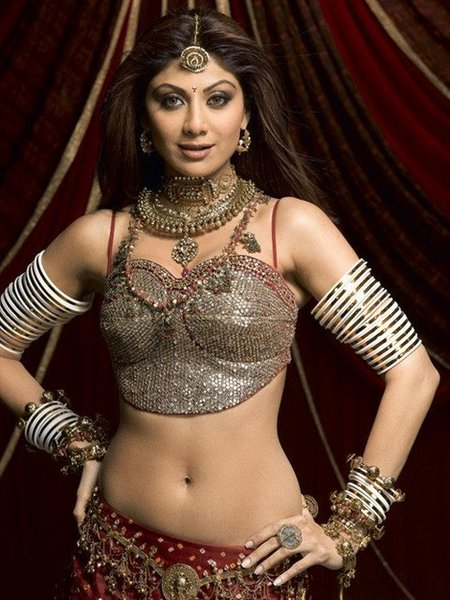 Shilpa Shetty navel