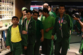 Edenrobe Celebrating The Success of Special Olympic Team Pakistan