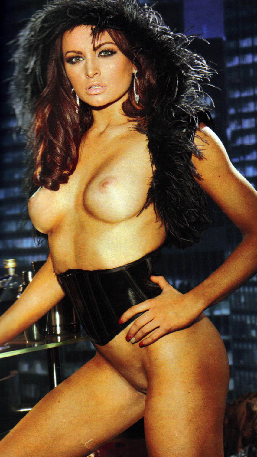Maria Kanellis In Playboy Naked