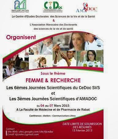 journée des femmes chercheurs