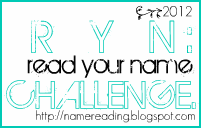 Read Your Name Challenge 2012