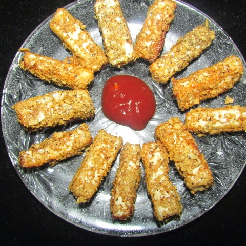 PAPAD PANEER STICKS