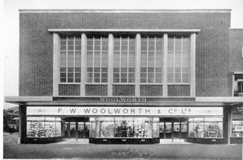 Southsea Woolworths 1951