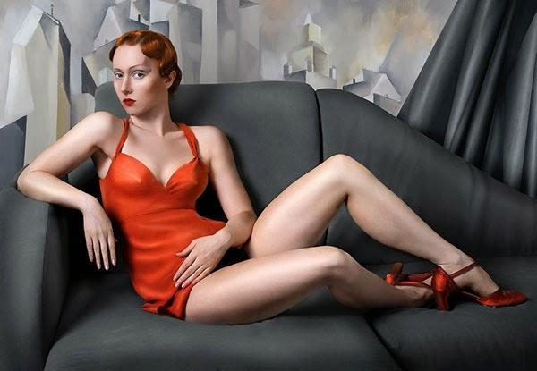 Paint Photos By Katerina Belkina