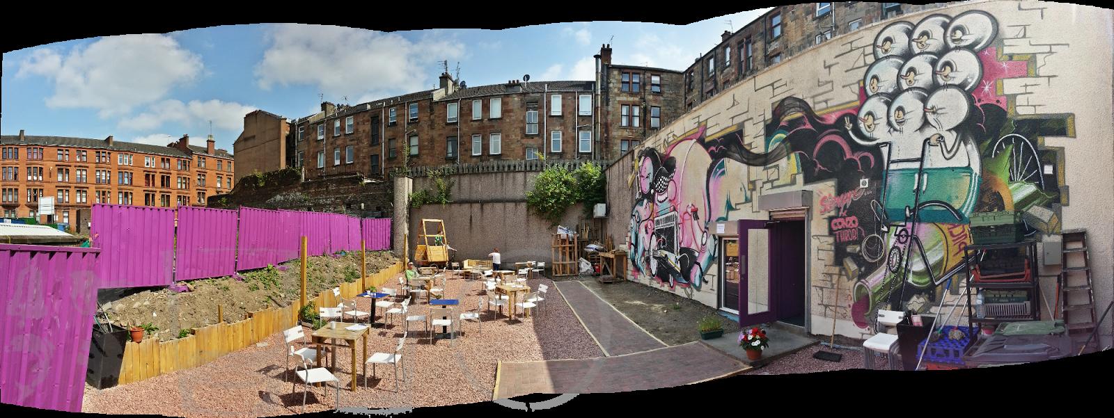 Siempre Cafe, Glasgow