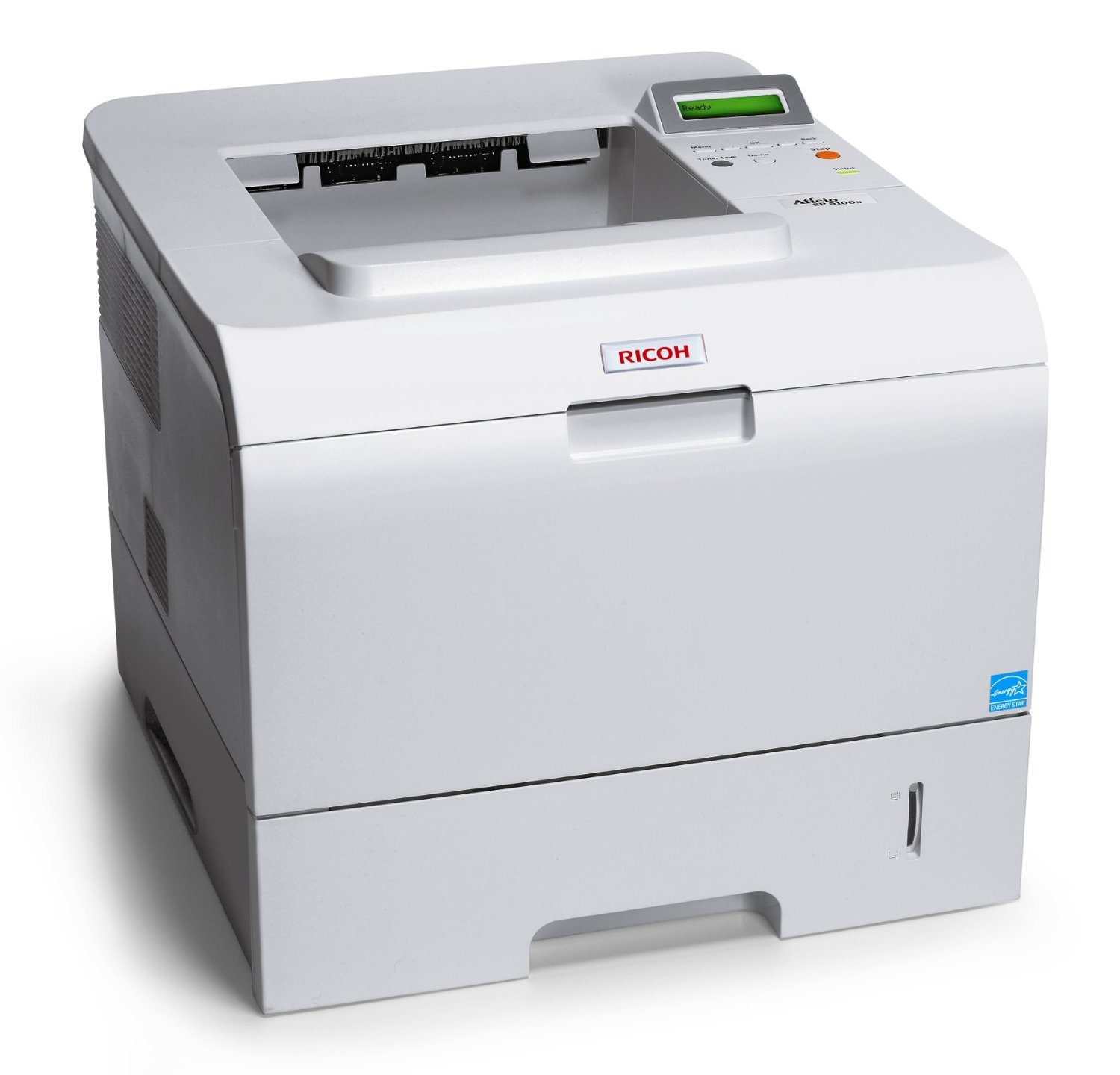 Ricoh Web Services Printer Driver