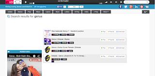 WineMP3 Musik Search Engine Soundcloud API