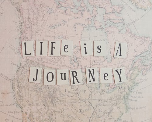 Random Thoughts: Life Is A Beautiful Journey  image