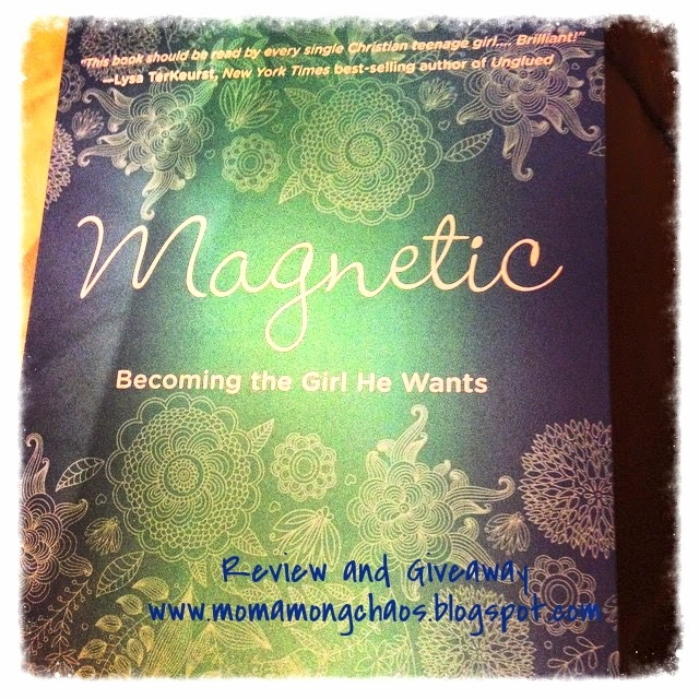 review, giveaway, magnetic, book review