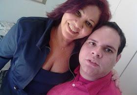 Eu amo uma pessoa com autismo, meu filho Filipe