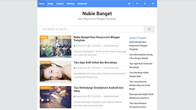 Nubie Banget Premium