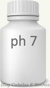 O ph neutro dos shampoos pode destruir o seu fio