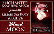 BLOOD MOON Release Day Party & Giveaway