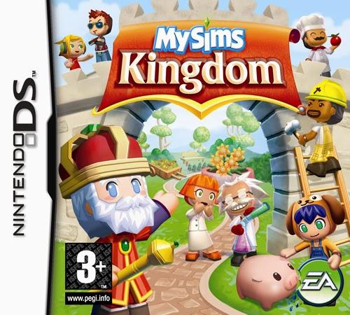 My Sims – Kingdom (Español) (Nintendo DS)