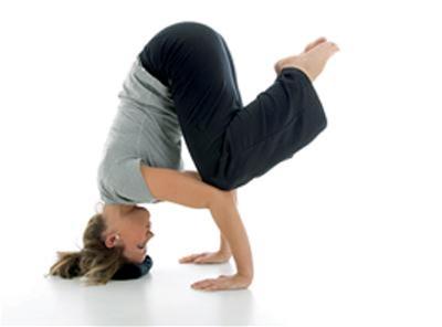 klovnen yoga