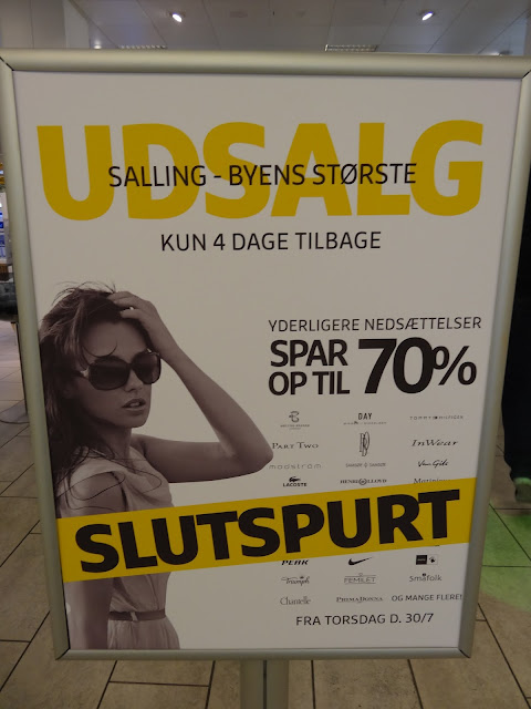 Danish sale - up to 70% off