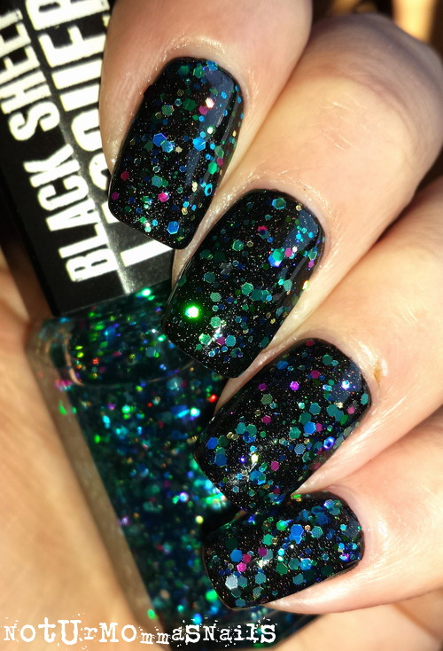 Black Sheep Lacquer Siren