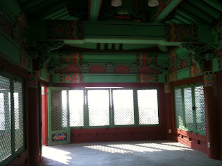 South korean gate windows
