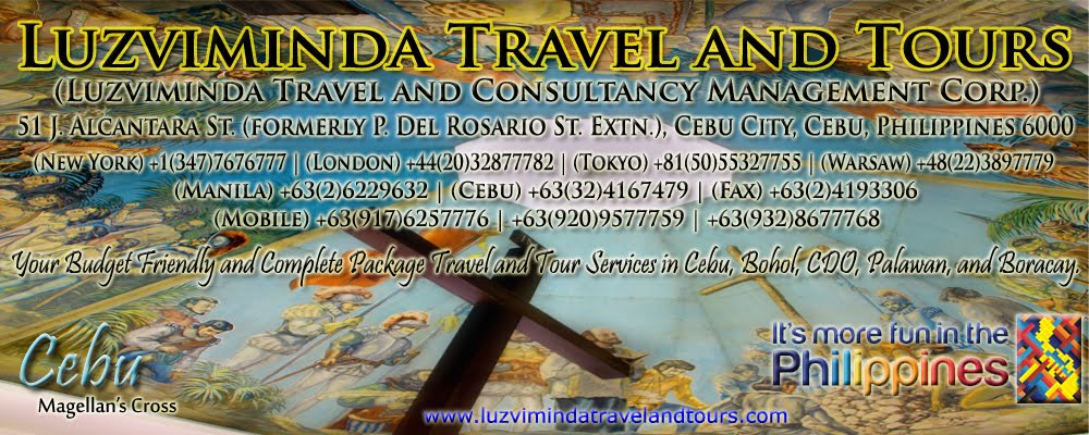 Luzviminda Travel and Tours (Go 2 Cebu Destinations)