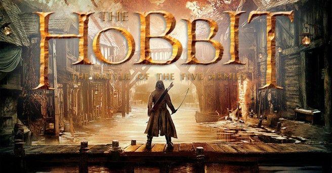 Hobbit, Viaje a la Tierra Media un Experimento para Chrome.
