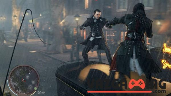 Assassin's Creed Syndicate Gameplay 4