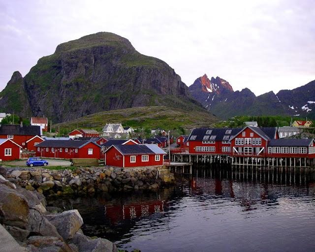 Lofoten, Nordland