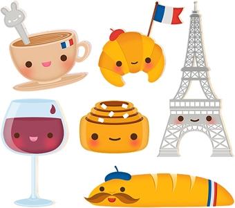 Gastronom a a libreta abierta i breve introducci n a for Comida francesa popular