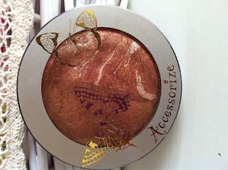 Accessorize- Baked Bronzer Duo