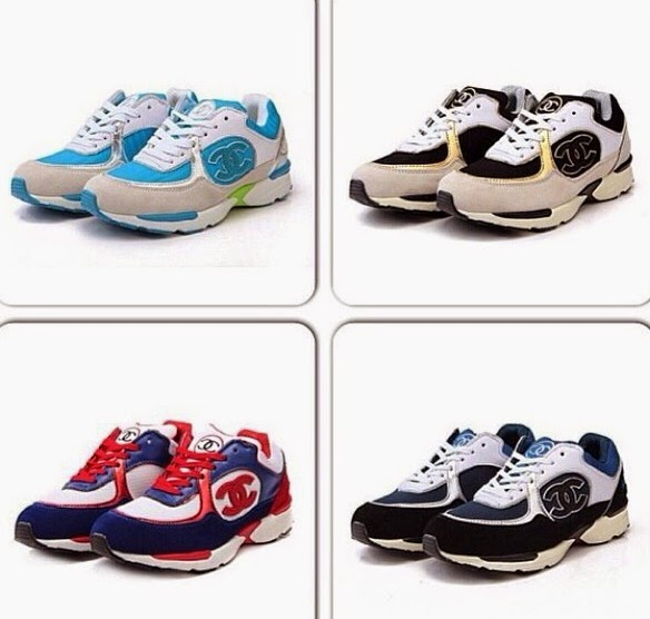 Chanel Sneakers Spring Summer 2015 Chanel Sneakers | 2015 Shoe