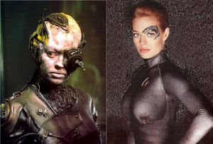 Seven of Nine - Star Trek Voyager