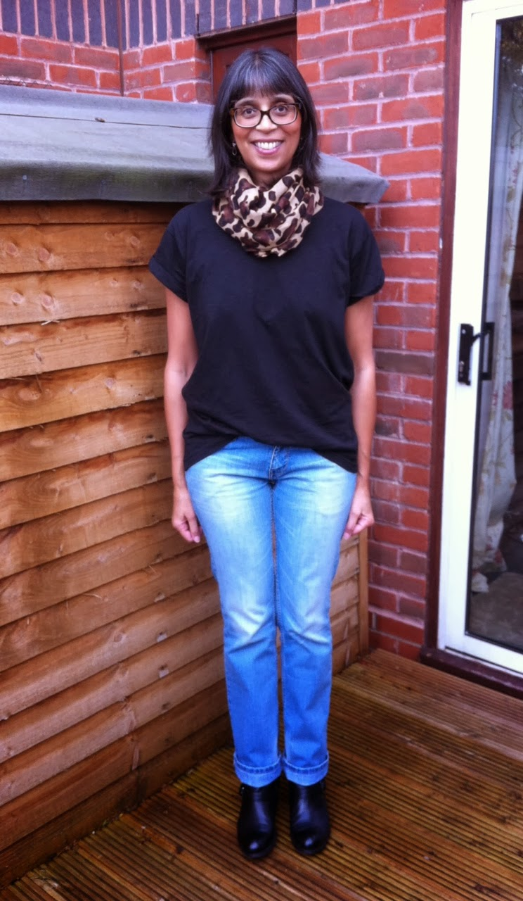 Thrift Inspiration.....Faded Levi's Jeans for Autumn-and ...