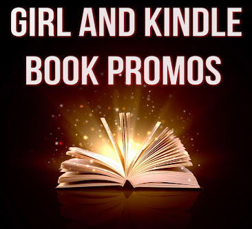 Girl and Kindle Book Promos