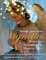 Holiday Open House & Charity Fundraiser