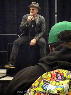 Guardians of the Galaxy Michael Rooker Yondu ACBC convention