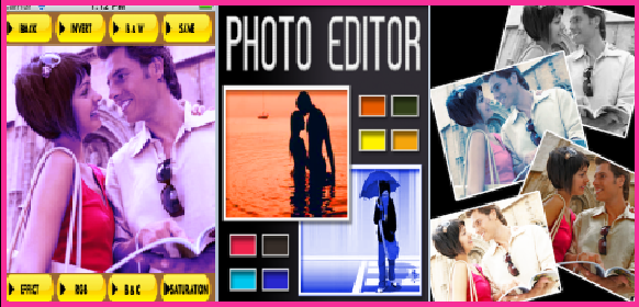 Buy Photo Editor iPhone App Source Code