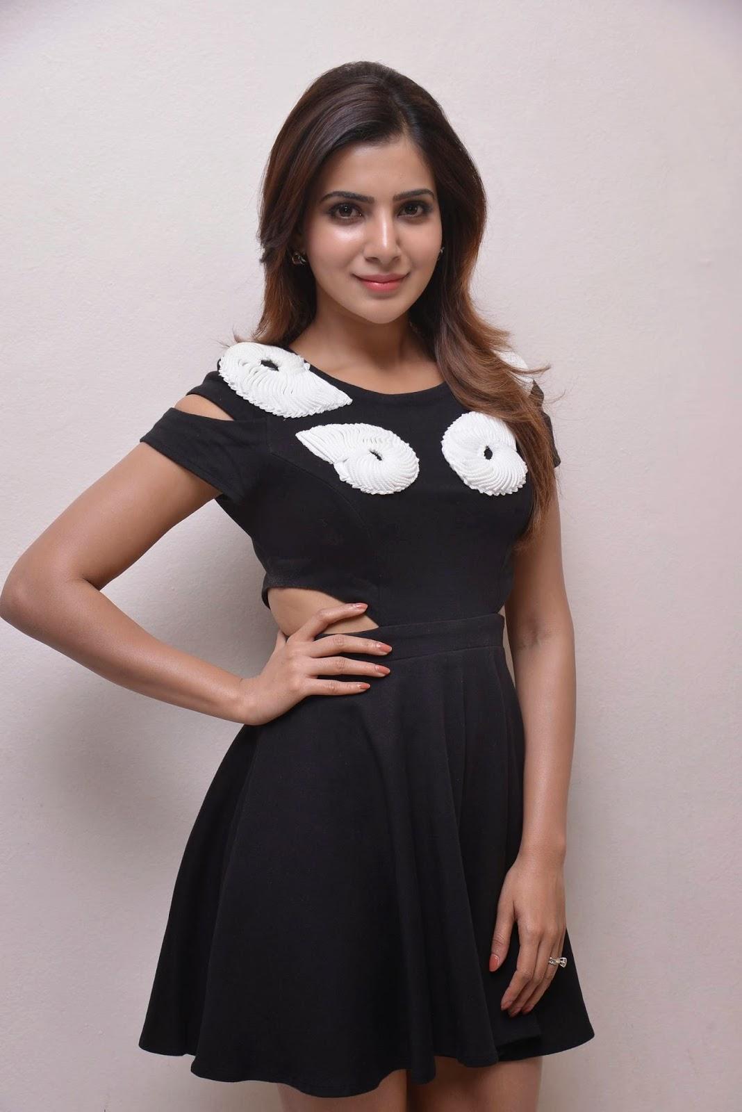 Actress Samantha Ruth Prabhu Latest Cute Hot Beautiful ...